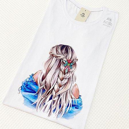 Tshirt Girl Jaqueta