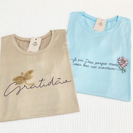Tshirts Frases Suede