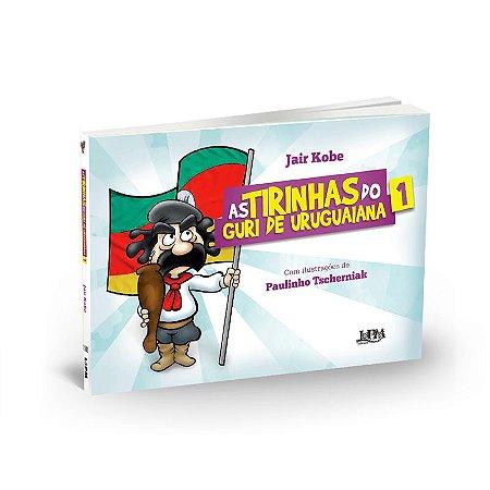 Livro As Tirinhas do Guri de Uruguaiana 1