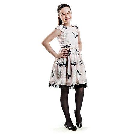 Vestido Floral Julia Silva By Anuska