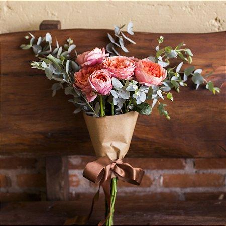 Buquê de Garden Rose