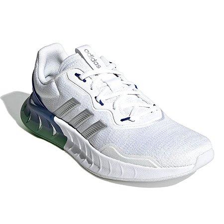 Tenis Adidas Kaptir Super Branco Masculino