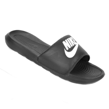 Chinelo Nike Slide Victori One Preto Masculino