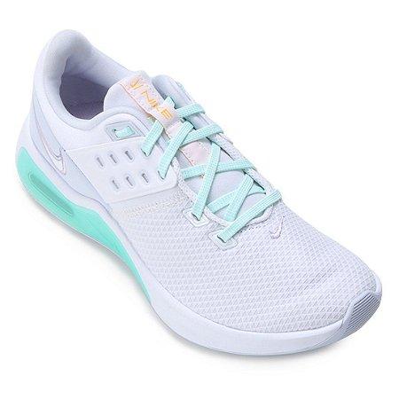 Tenis Nike Air Max Bella Tr4 Branco/Verde Feminino