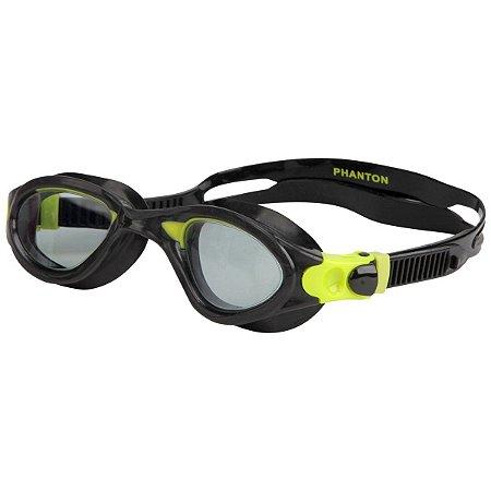 Óculos Natação Speedo Phanton Preto