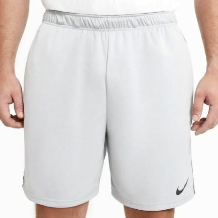 Shorts Nike Dry Short Cinza Claro Masculino
