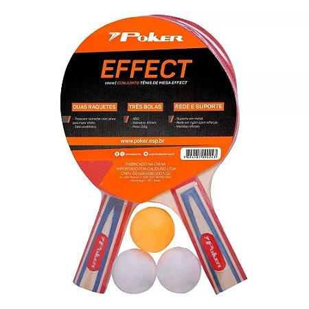 Raquete Tenis De Mesa Poker Effect