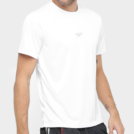 Camiseta Speedo Interlock Branca