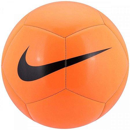 Bola Campo Nike Pitch Team Laranja Preto ba1a16ed65519