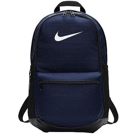 414dd7f77 Mochila Nike Brasilia Azul/Preto - 10K Sports