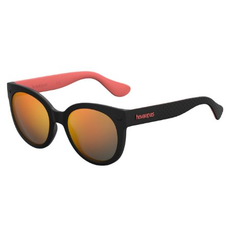 Óculos Havaianas Noronha M Preto/Coral