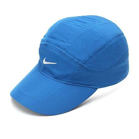 fec02780c074c Boné Nike U Dry Spiros DFC Azul - 10K Sports