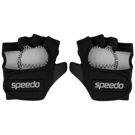 Luva Academia Speedo Power Glove Preto