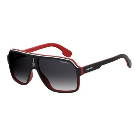d6f33afe5dd94 Óculos Carrera 1001 S Preto Vermelho - 10K Sports