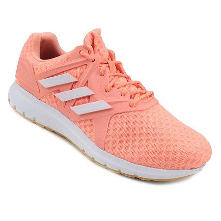 Tenis Adidas Starlux Coral/Branco