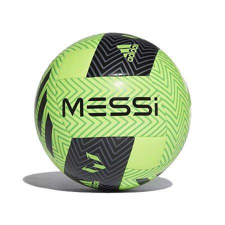 Bola Campo Adidas Messi Verde/Preto