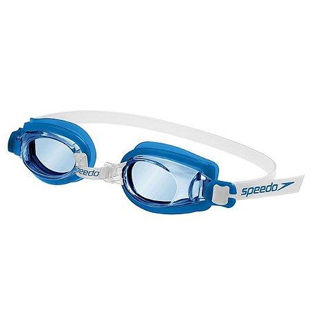 Óculos Natação Speedo Jr Captain 2.0 Azul