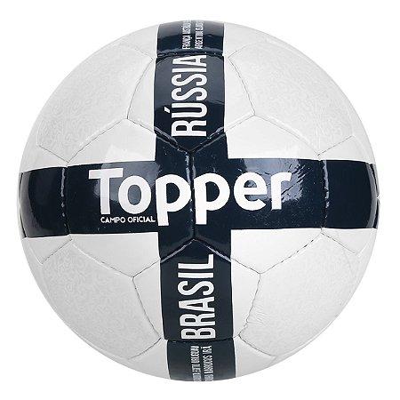 Bola Campo Topper Seleções Russia - 10K Sports 587a11a95e362