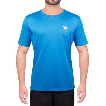 Camiseta Wilson Training III Azul Celeste