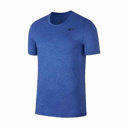 Camiseta Nike Legend 2.0 SS Azul - 10K Sports d57840f079a9f