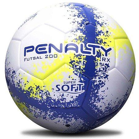 64a9a7994 Bola de Futsal Penalty RX 200 R3 Fusion VIII - 10K Sports
