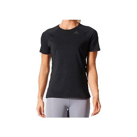 Camiseta Adidas M2m Solid Preto