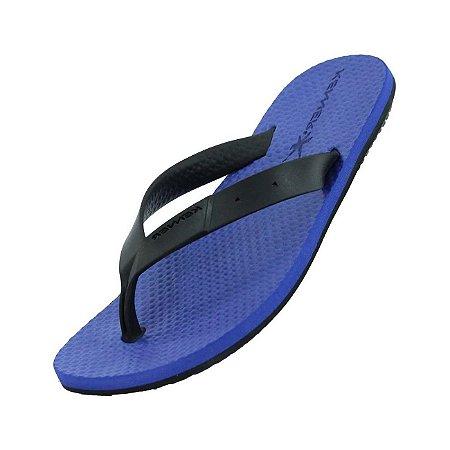 Sandália Kenner Summer Black Azul