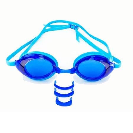 71899fe06 Óculos Natação Speedo Atac - 10K Sports
