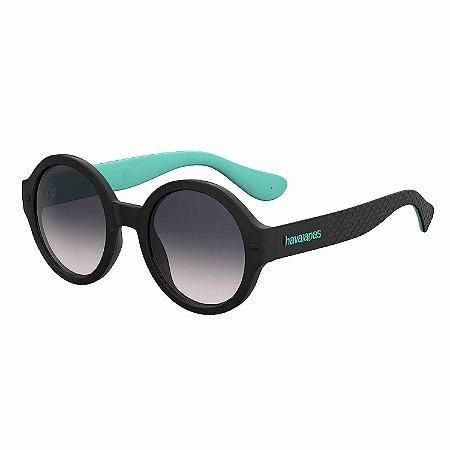 Óculos Havaianas Floripa M Preto/Turquesa