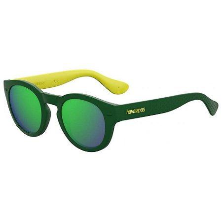 Óculos Havaianas Trancoso M Verde/Amarelo
