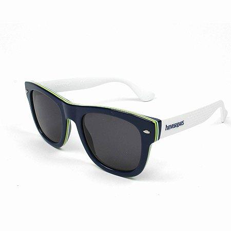 Óculos Havaianas Brasil G Marinho/Bco