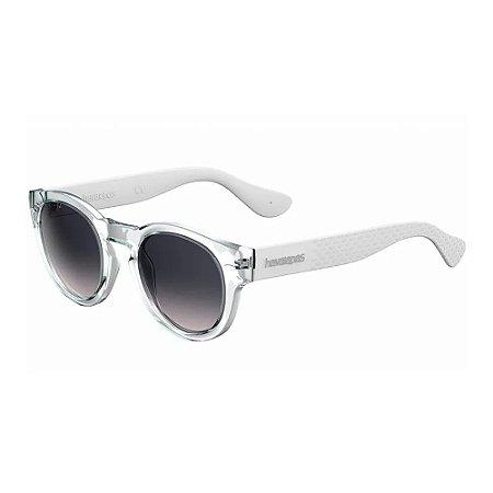 Óculos Havaianas Trancoso M Transparente/Branco
