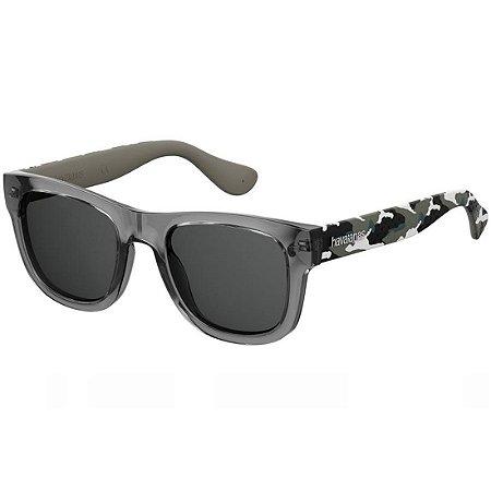 Óculos Havaianas Paraty M Preto Camuflado