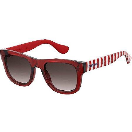 Óculos Havaianas Paraty M Vermelho/Branco