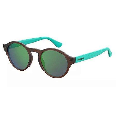 Óculos Havaianas Caraiva Marrom/Verde