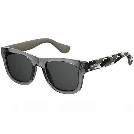 Óculos Havaianas Paraty G Preto Camuflado
