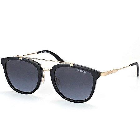 Óculos Carrera 127/S Preto/Dourado