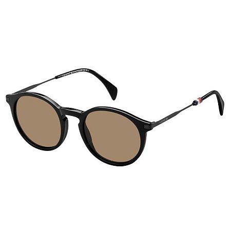 Óculos Tommy Hilfiger 1471/S Preto