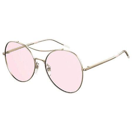 Óculos Tommy Hilfiger 1668/S Dourado/Rosa
