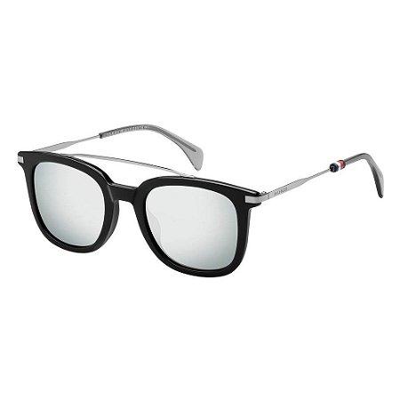 Óculos Tommy Hilfiger 1515/S Preto/Prata