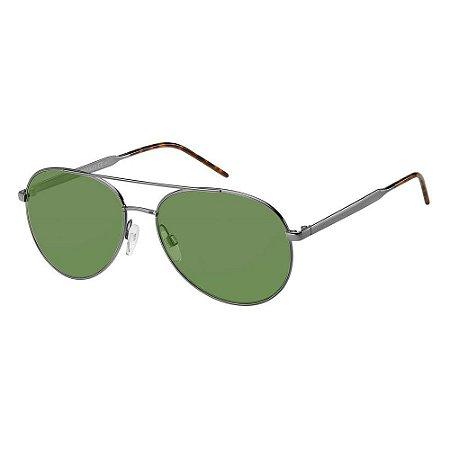 Óculos Tommy Hilfiger 1653/S Cinza/Verde