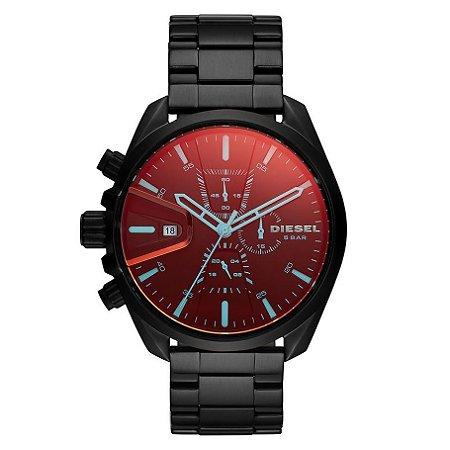 Relógio Diesel Masculino MS9 Preto DZ44891PN