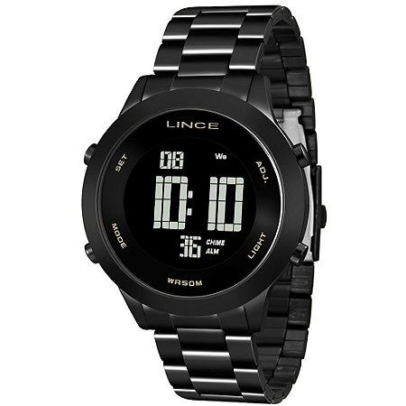 Relógio Lince Feminino Preto SDPH085LPXPX