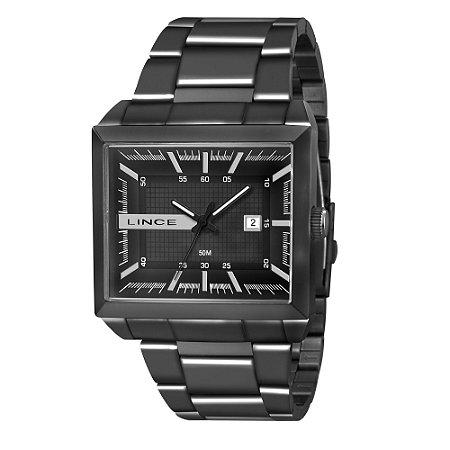 Relógio Lince Masculino Preto MQN4267SP1PX