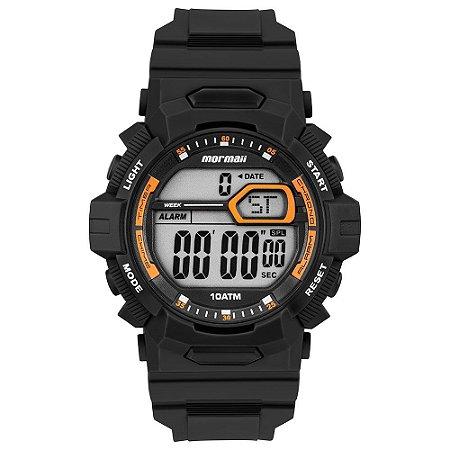 Relógio Mormaii Masculino Wave Preto MO0500AB8L