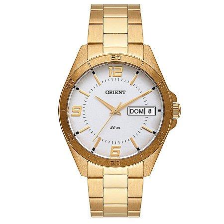 Relógio Orient Masculino Sport Dourado MGSS2010S2KX