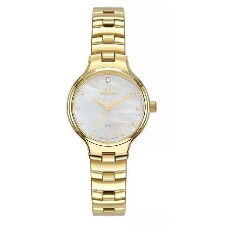 Relógio Technos Feminino Boutique Dourado 2036MLT4B
