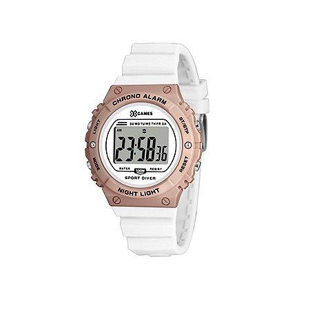 Relógio XGames Feminino Sport Diver Dourado XFPPD057BXBX