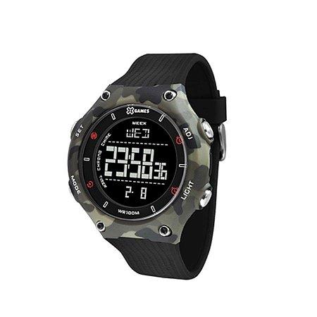 Relógio XGames Masculino Xport Camuflado XMPPD566PXGX