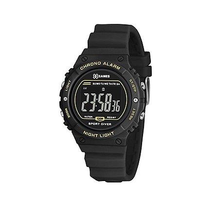 Relógio XGames Masculino Xport Preto XKPPD066PXPX